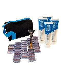 BIC Shave Club 5 Blades Classic - 1 year Full Shave Set
