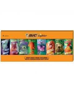 BIC Special Edition Party Animal Series Lighters