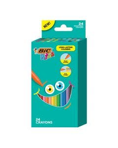 BIC Kids Coloring Crayons